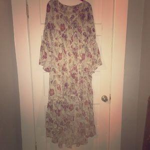 Mossimo boho style dress